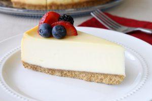 New York Berry Slice - Suzy's Cheesecake